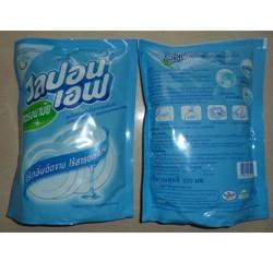 Nước rửa bát không mùi lipon gói 550ml Thái Lan