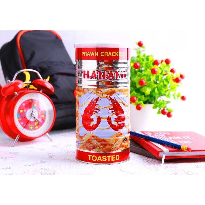 110g Bánh phồng tôm rong biển lon Thái Hanami Prawn Crackers - Nori seaweed flavor - bánh kẹo tết - 3012040 , 803298646 , 322_803298646 , 38000 , 110g-Banh-phong-tom-rong-bien-lon-Thai-Hanami-Prawn-Crackers-Nori-seaweed-flavor-banh-keo-tet-322_803298646 , shopee.vn , 110g Bánh phồng tôm rong biển lon Thái Hanami Prawn Crackers - Nori seaweed flavor