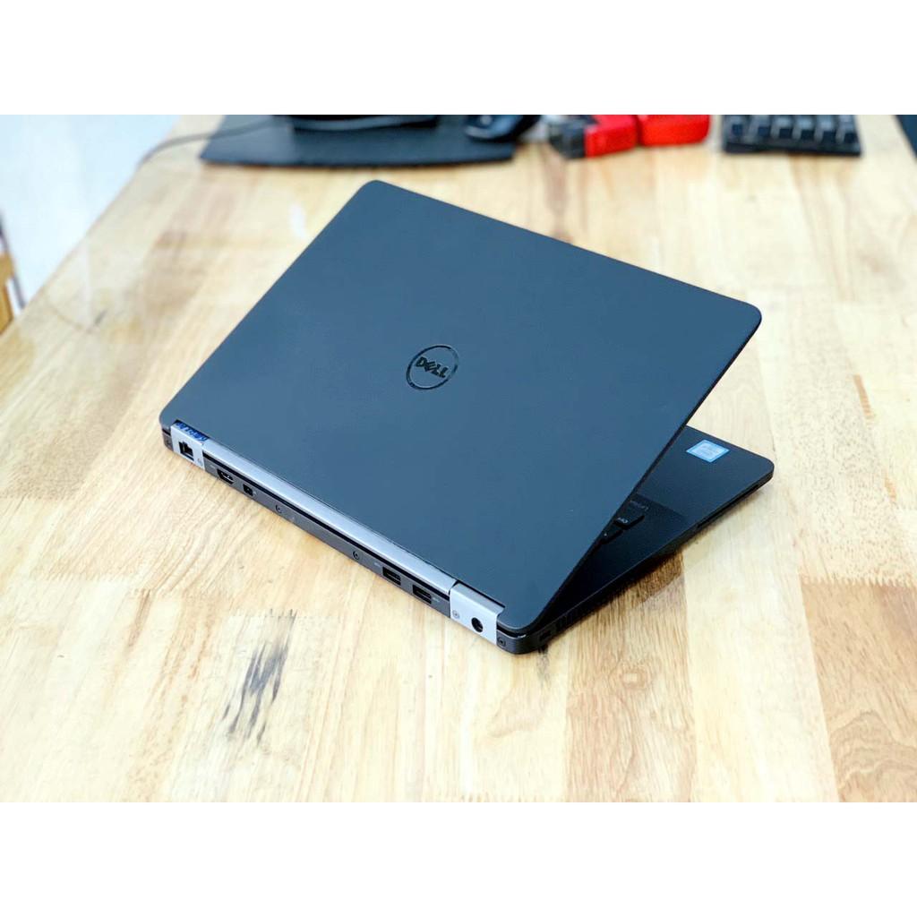 Laptop Dell Latitude E7270 i5 6300U Ram 8GB SSD 256GB Cảm Ứng Siêu Bền Mỏng Đẹp