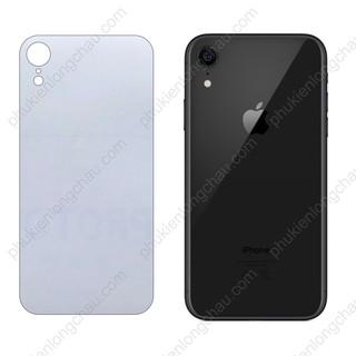 Miê ng Da n Lưng iPhone Xr Decal Trong Nha m Chô ng Vân Tay thumbnail