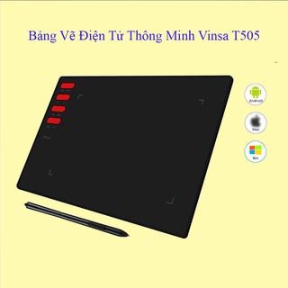 Bảng Vẽ Điện Tử Vinsa T505 Phiên Bản 2021 Dạy Học Trực Tuyến Cam Kết Chất Lượng Tốt Nhất thumbnail