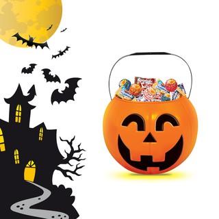 Hình ảnh [Mã GRO1PVM14 giảm 10% đơn 150K] Kẹo Chupa Chups Alpenliebe Halloween (Phiên Bản Hộp Bí Ngô) 460g/hộp-4