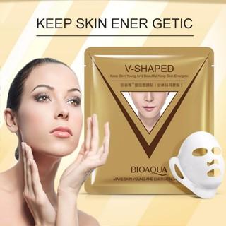 Mặt nạ Vline V-shaped làm thon gọn mặt của Bioaqua thumbnail