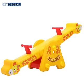 Đồ chơi vận động cho bé bập bênh đôi BBT GLobal RK-701