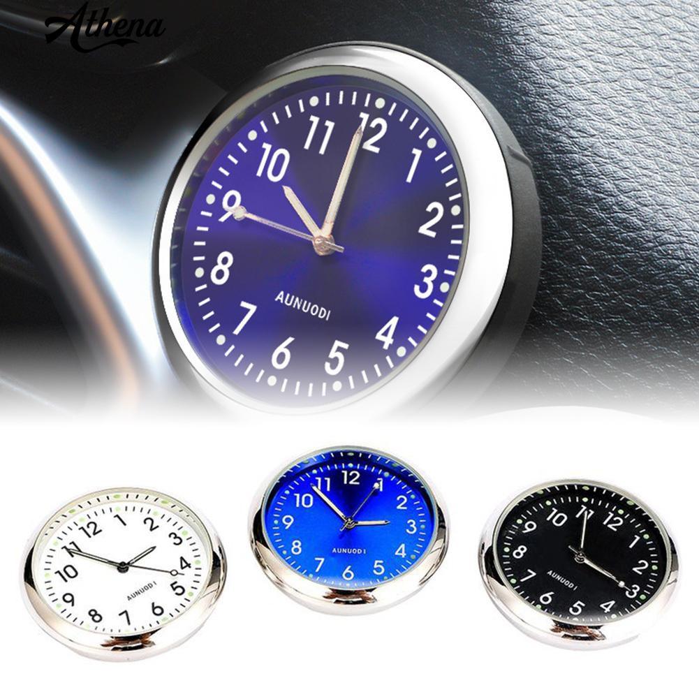Đồng hồ hiển thị số Ả Rập cho xe hơi