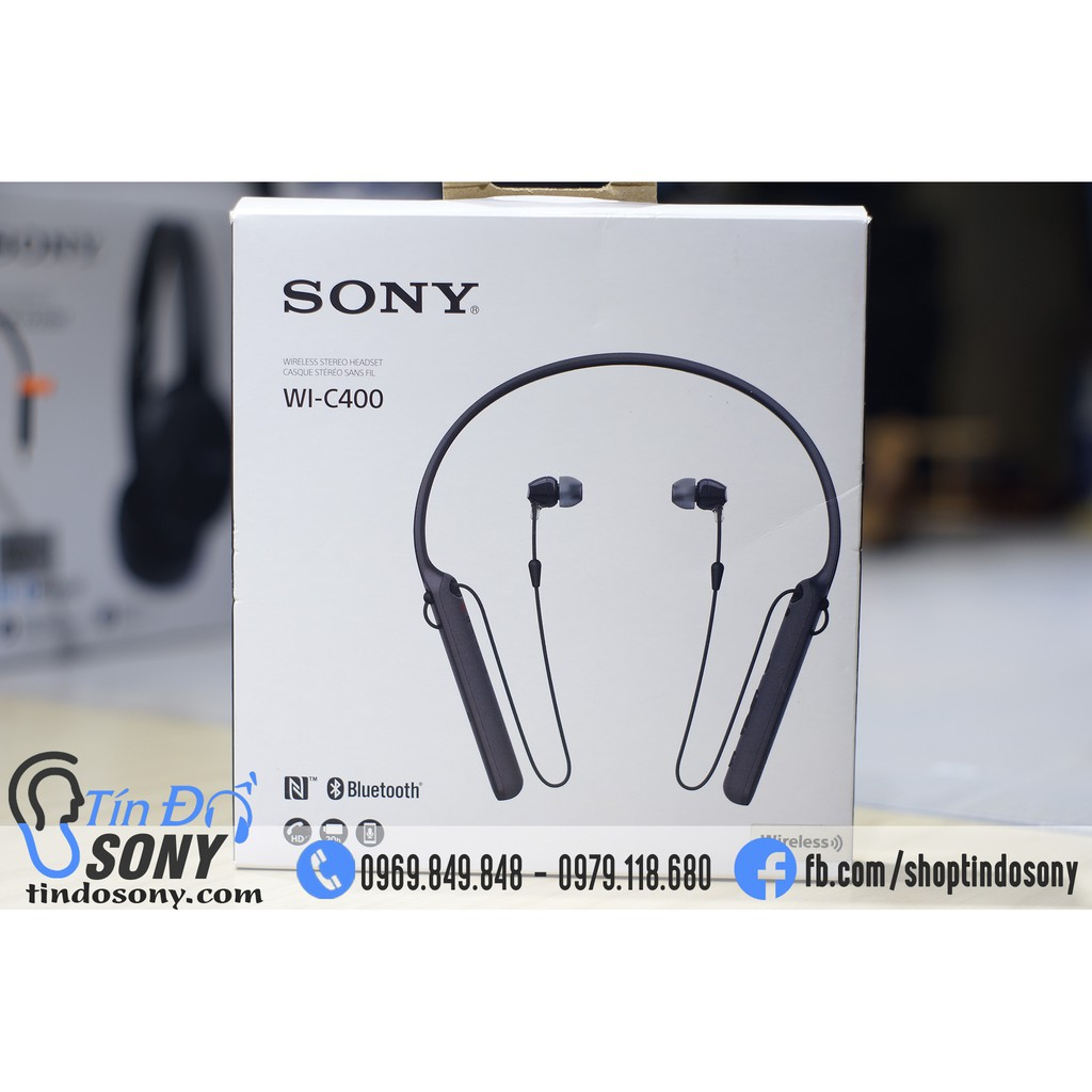 Tai nghe Sony WI-C400 (Fullbox)