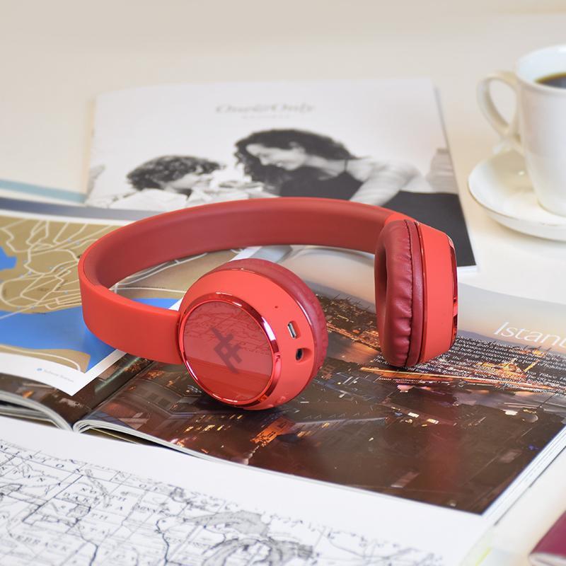 [Mã ELTECHZONE giảm 5% đơn 500K] Tai Nghe iFrogz Không Dây Headphone Audio Coda