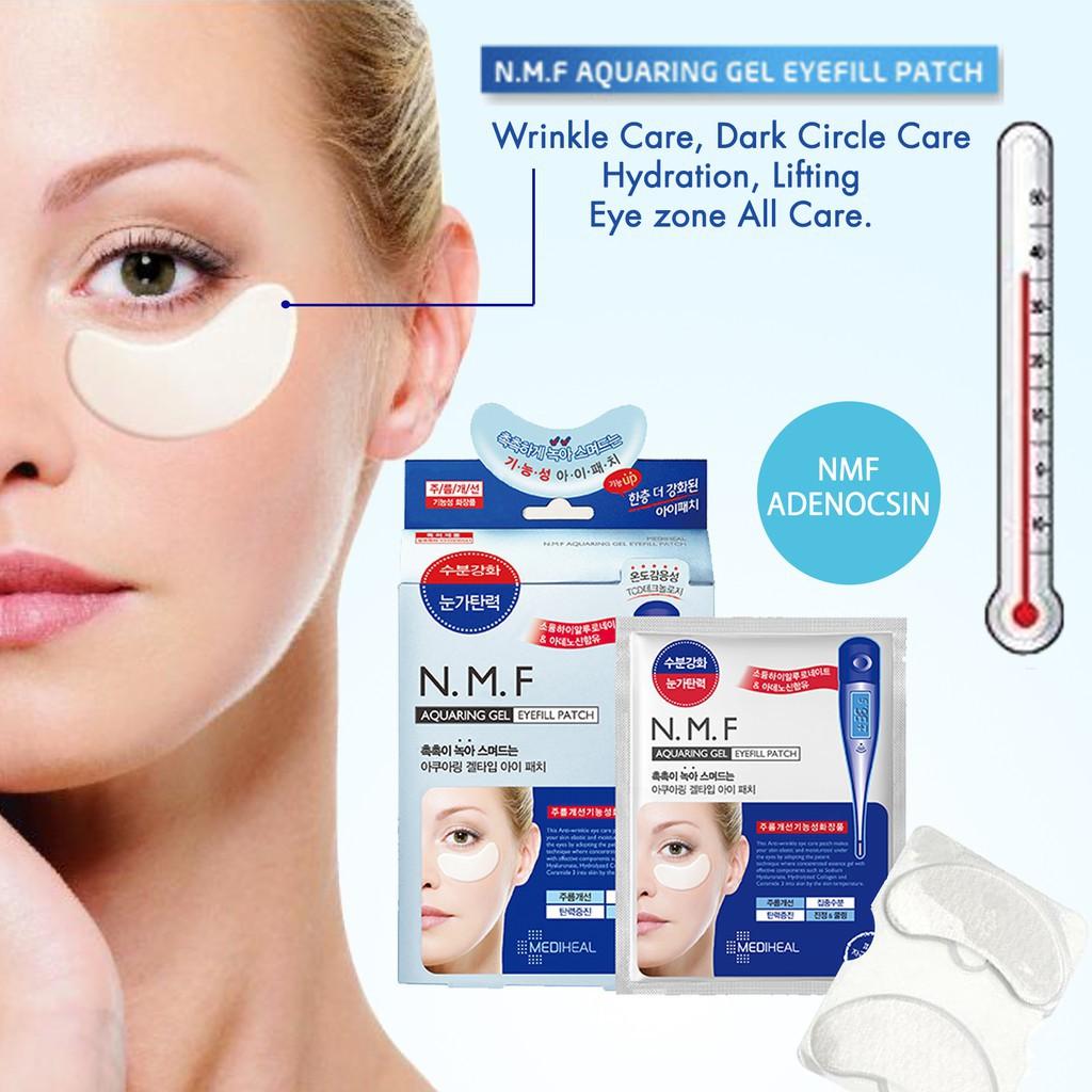 Mediheal N.M.F Aquaring Gel Eye Fill Patch