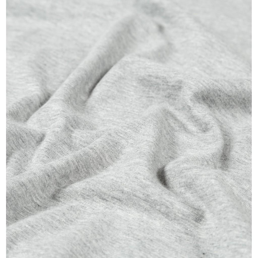 Hình ảnh Combo 3 áo thun trơn nam thời trang Everest màu trắng đen xám-6