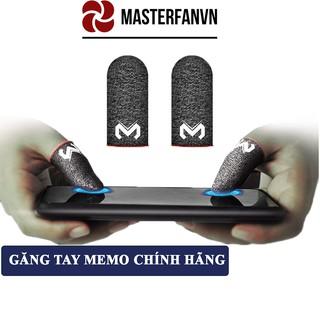 Găng tay chơi game điện thoại sợi carbon cảm ứng nhạy cho game PUBG FF Tốc Chiến Liên Quân mobile 4.9 thumbnail