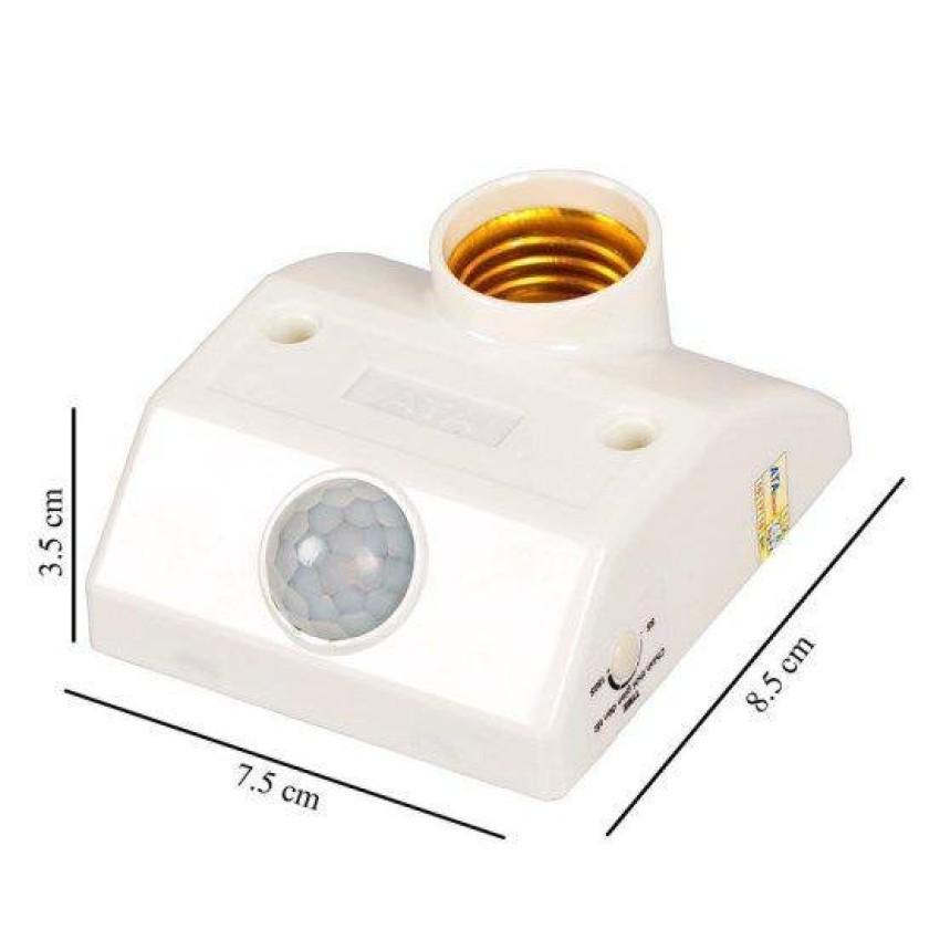 Đuôi đèn cảm ứng chuyển động mắt thần loại xịn