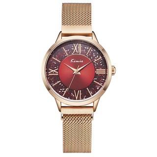 Đồng hồ nữ Kimio K6375M dây nam châm mặt đá thumbnail