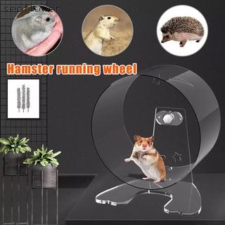 """SPINNER Vòng Quay Tập Thể Dục Cho Chuột Hamster 5.1 """"/ 5.9"""" / 6.7 """"/ 7.9"""" / 8.7 """""""