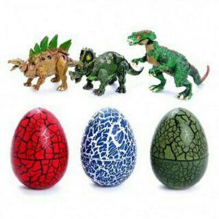 Bộ 3 trứng khủng long