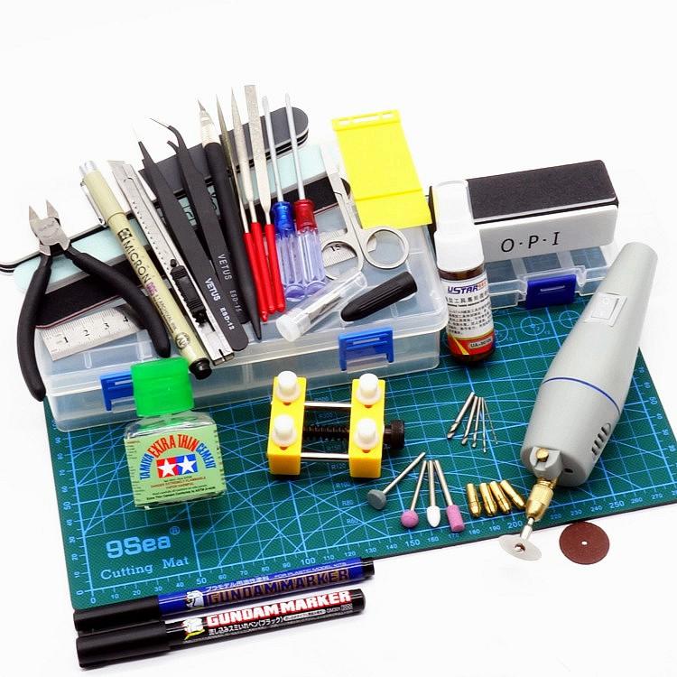 Bộ dụng cụ làm mô hình (Tool làm mô hình)