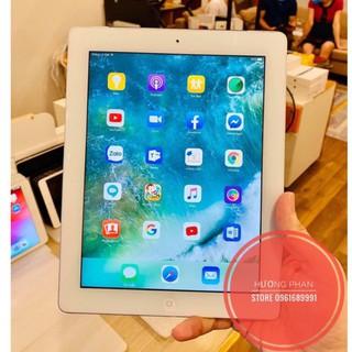 Máy tính bảng apple ipad 4 Rentina – 4G wifi (lắp được sim) Bảo hành 1 đổi 1