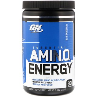AMINO ENERGY BLUE 9.5 OZ – 270G phát triển cơ bắp