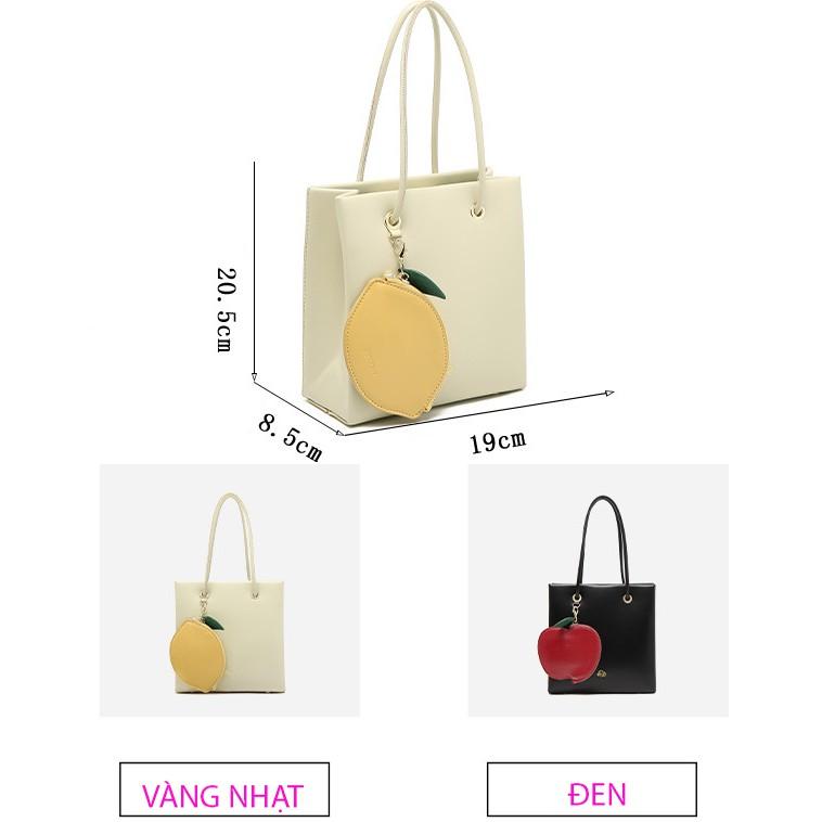 Túi Xách Nữ 💖FREESHIP💖Túi Xách Thời Trang MICOCAH Phối Màu Theo Phong Cách Hàn Quốc Siêu Đẹp MC34-FSE446