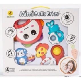 Hộp đồ chơi xúc xắc 5 món Toys House - Hàng Chính Hãng