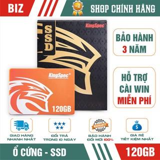 [COMBO HOT] Ổ cứng SSD 120GB KingSpec & HDD BOX 2.5