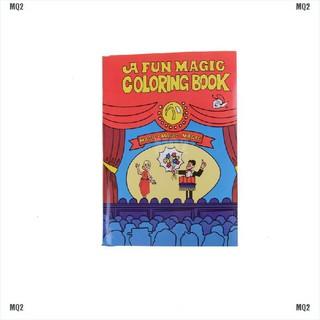 [MQ2]Fun Magic Coloring Book Magic Tricks Best For Children Stage Magic Toy Wholesale