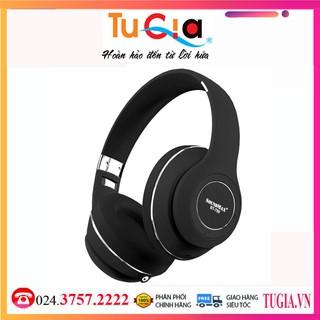 Tai nghe SoundMax BT700 (hồng đỏ/ đen) - Hàng chính hãng
