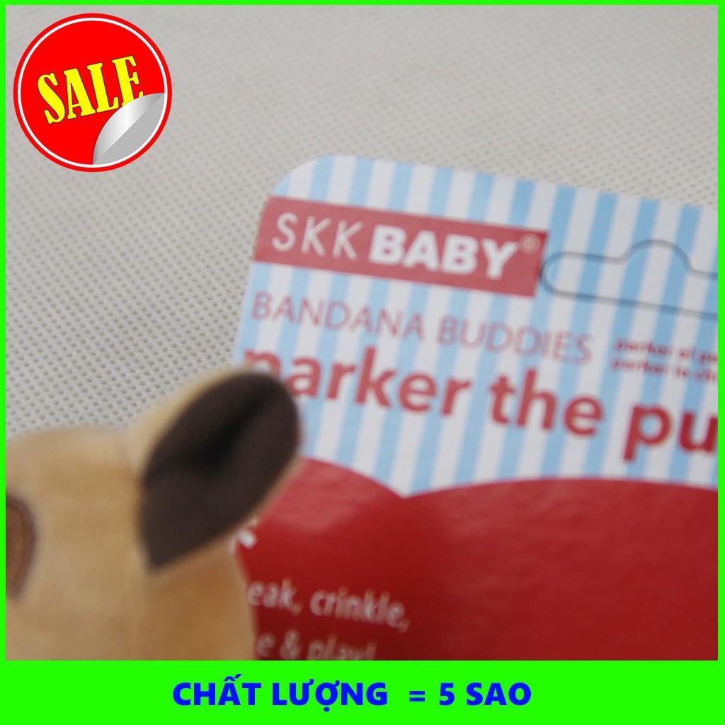 [SHIP NHANH] Đồ chơi lục lặc thú cầm tay cho bé SKK Baby