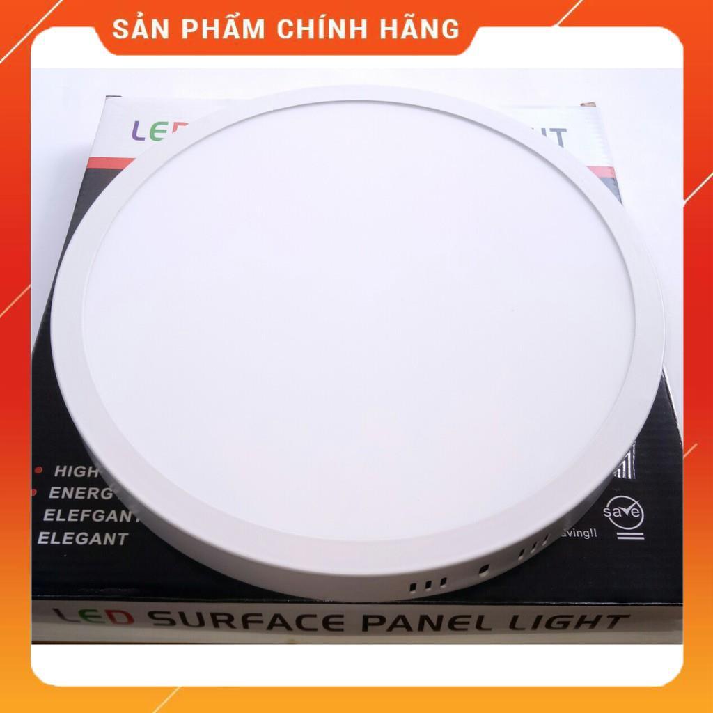 Đèn LED Ốp Trần 24w Tròn/Vuông Siêu Sáng - Tiết Kiệm Điện Năng [ Đèn LED Ốp Nổi ] - OT11