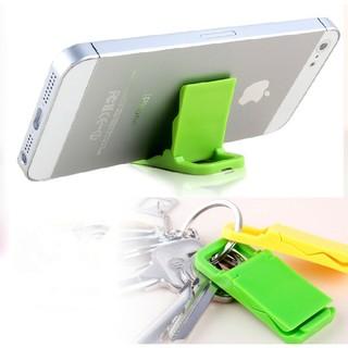 Giá đỡ điện thoại móc khóa