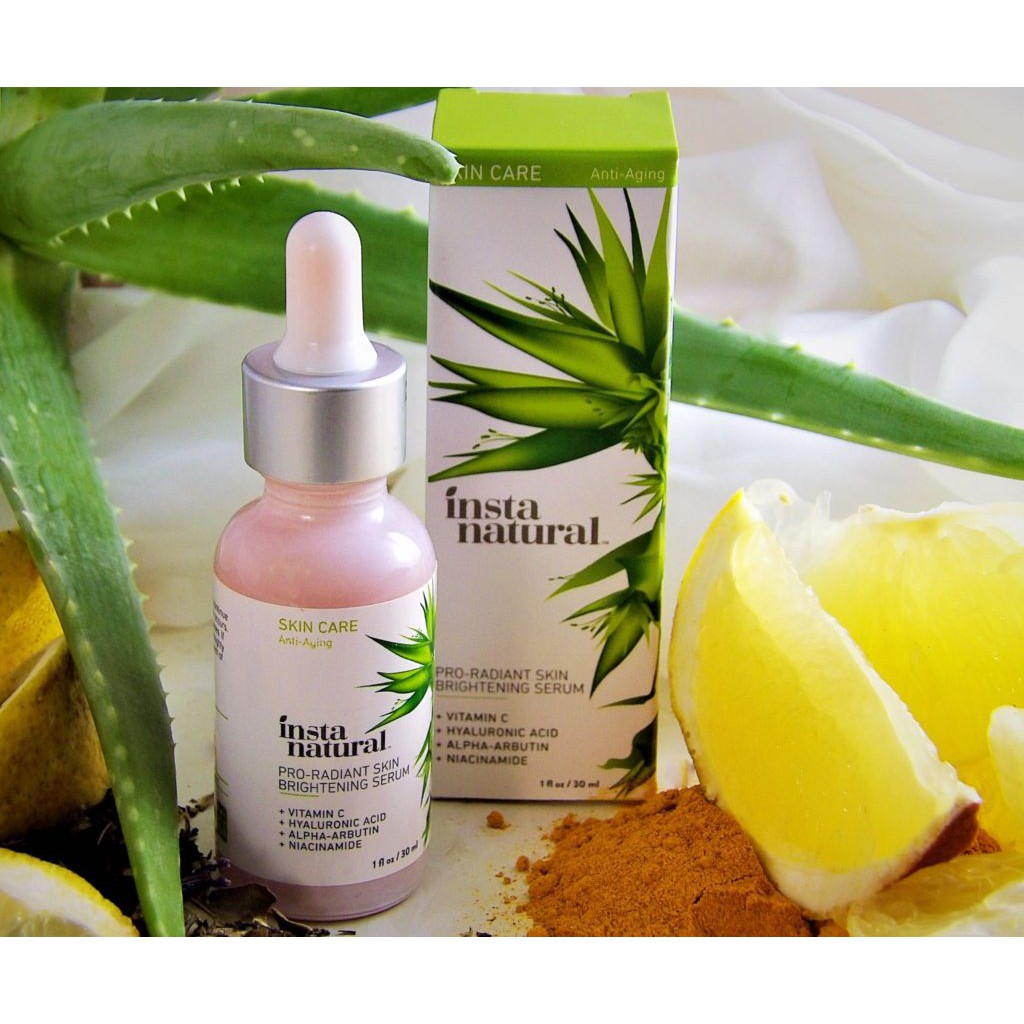 Tinh chất Instanatural pro-radiant skin brightening serum