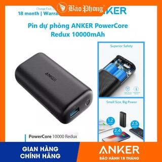 Pin Sạc Dự Phòng Anker PD 18w New Redux A1239 10000mAh - Hàng Chính Hãng thumbnail