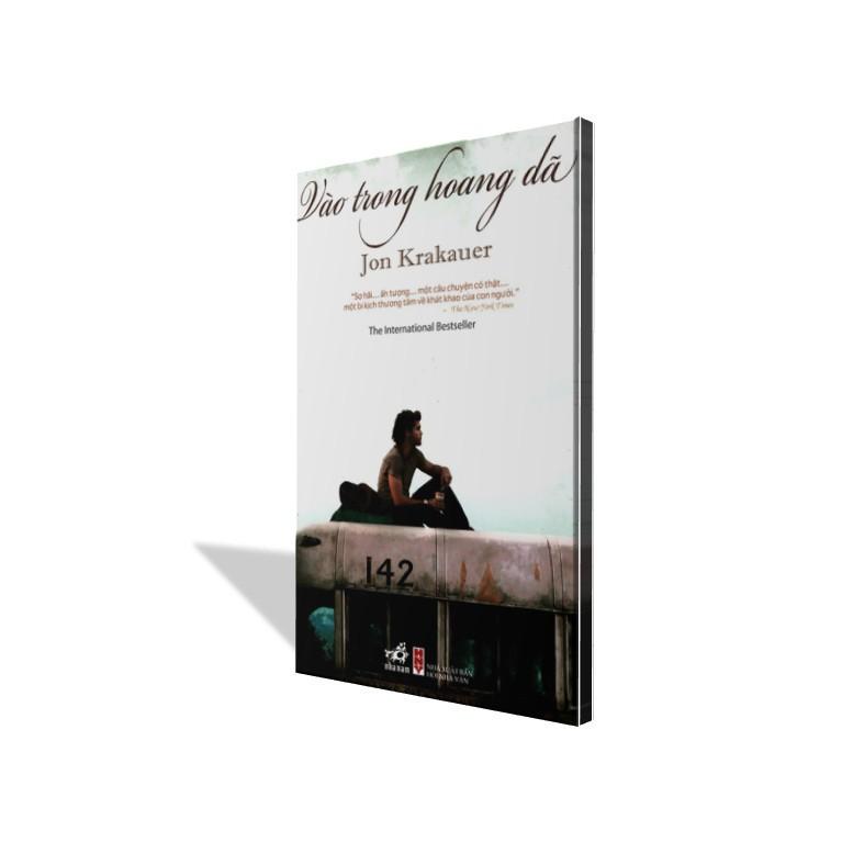 Sách Nhã Nam - Vào Trong Hoang Dã (Tái Bản 2019)