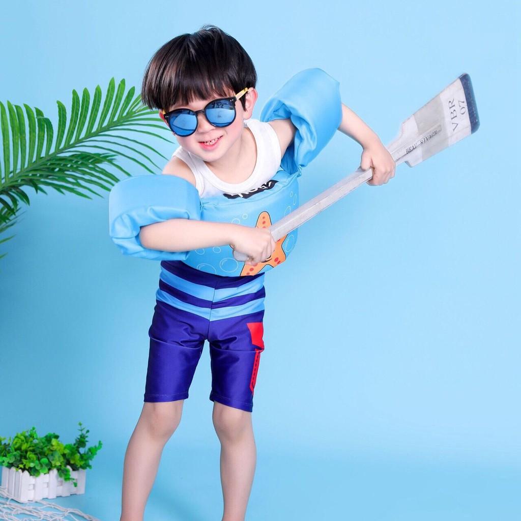Phao bơi khoác tay cho bé Ms 2019