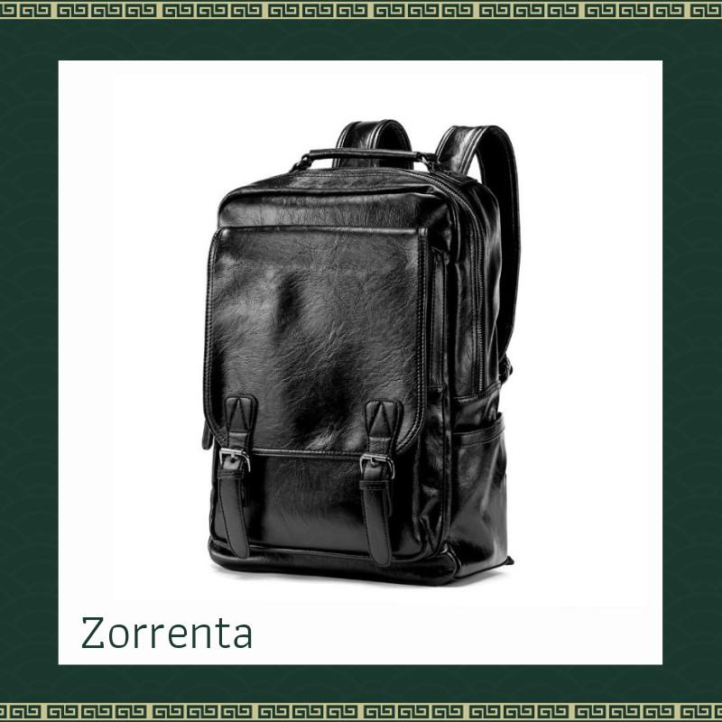 Balo da nam, balo da nữ chất liệu da PU 14 inch Zorrenta mã B6529