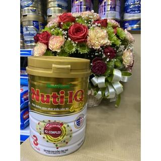 Sữa bột Nuti IQ Gold số 3 900g