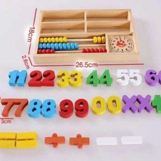 Bộ đồ chơi Toán Học