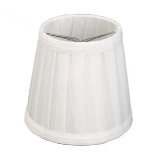 Chao đèn màu trắng thiết kế kiểu châu Âu trang trí độc đáo