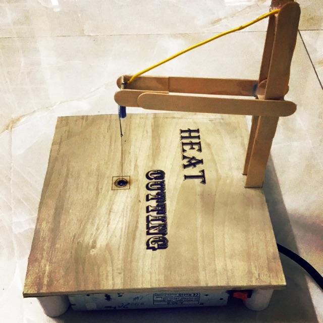 [MỚI] Máy cắt nhiệt mini 50W,120W DIY