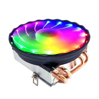 quạt tản nhiệt Cpu led RGB cực đẹp giá rẻ