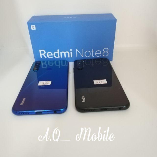 Điện thoại Xiaomi redmi note 8 /ram 4g/6g bộ nhớ 64g/ full tiếng việt mớ