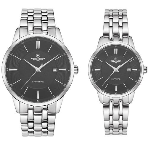 Đồng hồ cặp đôi SRWATCH SR80061.1101CF