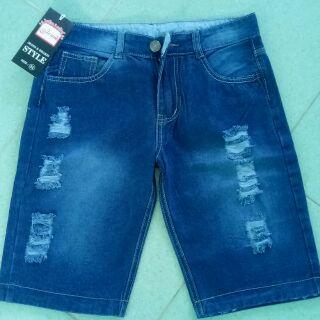 (SALE) Quần jeans nam rách size 31.