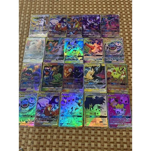Thẻ bài Pokemon Tag Team( giao hang ngẫu nhiên)