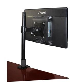 [Mã ELFLASH5 giảm 20K đơn 50K] Giá treo màn hình xoay 360 độ - Chân đứng - Tay dài 23 cm, XL03