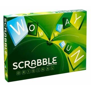 Bộ Trò Chơi Scrabble Cổ Điển Mới