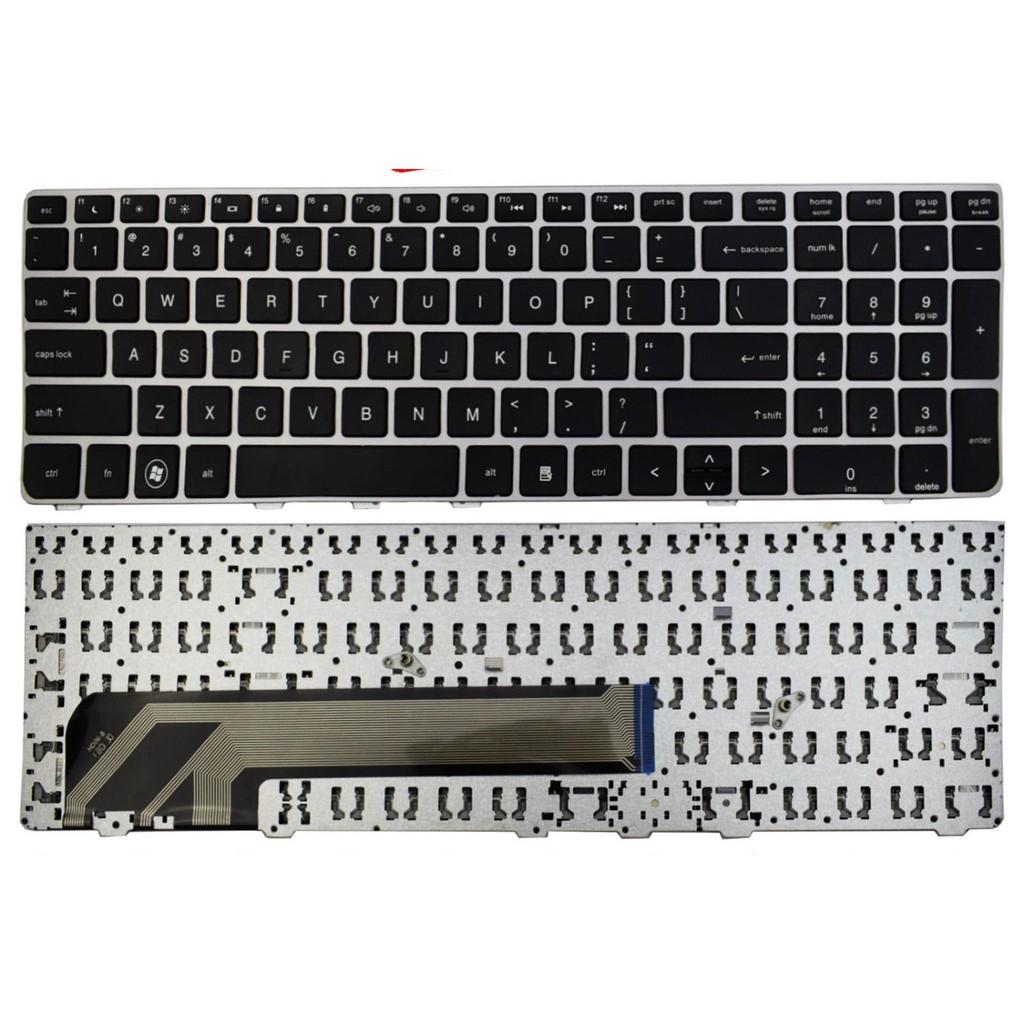 Bàn Phím Laptop HP Probook 4530s Có Khung chuẩn US