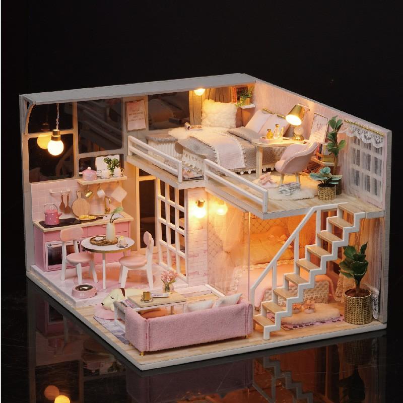 Nhà búp bê Girlish Dream L025