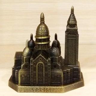 🕍Mô hình vương cung thánh đường Sacre-Coeur (vàng rêu) 🕍- Winz.vn
