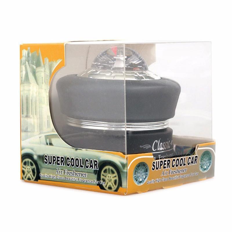 [Giá công phá] Nước Hoa Ô Tô Super Cool Car cao cấp 80ml tích hợp la bàn (Nhập khẩu và phân phối bởi - 3116169 , 1236023610 , 322_1236023610 , 218000 , Gia-cong-pha-Nuoc-Hoa-O-To-Super-Cool-Car-cao-cap-80ml-tich-hop-la-ban-Nhap-khau-va-phan-phoi-boi-322_1236023610 , shopee.vn , [Giá công phá] Nước Hoa Ô Tô Super Cool Car cao cấp 80ml tích hợp la bàn (