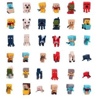 Combo 36 nhân vật Minecraft Mini Figure mẫu 2